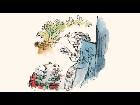 The Tale of Kitty in Boots by Beatrix Potter, illustrated by Quentin Blake