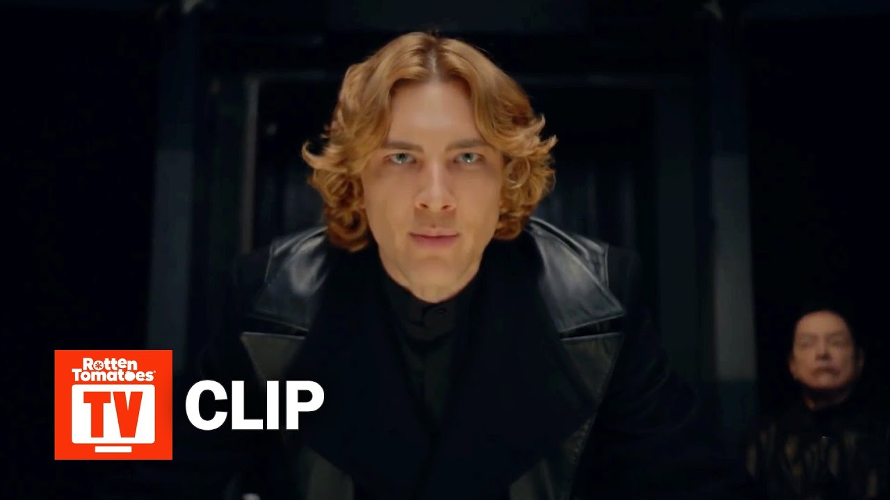 Download American Horror Story: Apocalypse S08E09 Clip   'Michael's Meeting'   Rotten Tomatoes TV