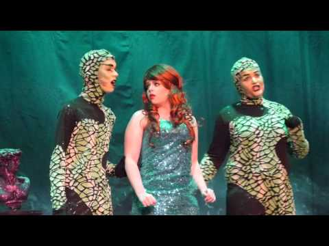 """New Albany High School's Production of """"The Little Mermaid"""" Promo"""