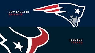 Patriots vs Texans Highlights || Week 13