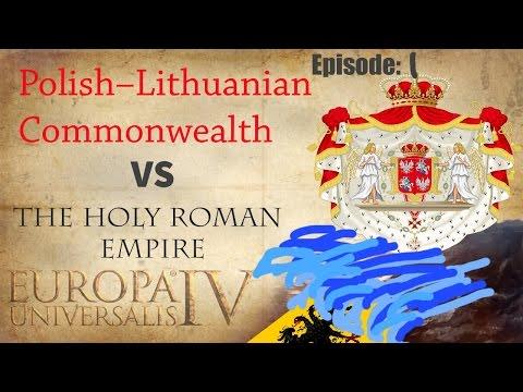 Europa Universalis IV - Polish-Lithuanian Commonwealth - Episode 1 - Teutonic Effort