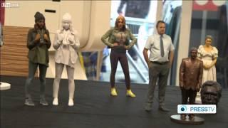 Изготовление скульптур с помощью 3D принтера(, 2013-10-18T11:40:30.000Z)