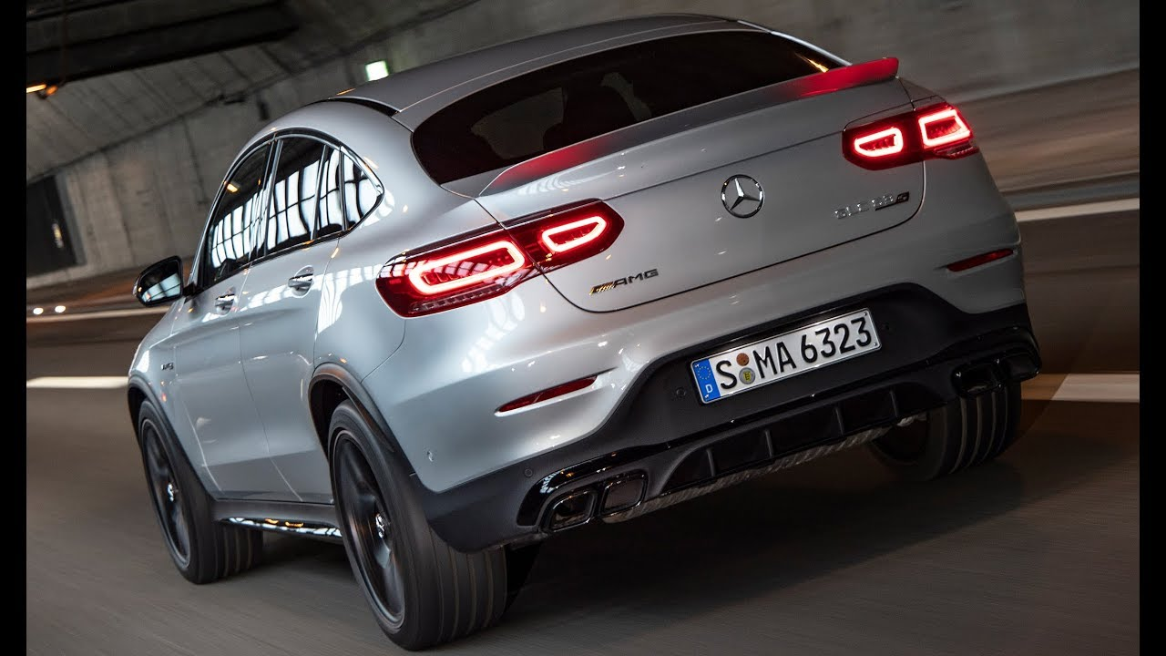 2020 Mercedes-AMG GLC 63S Coupe - The mid size performance ...