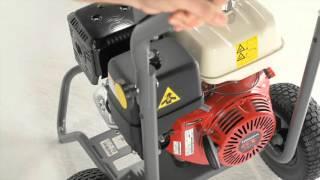 Профессиональная мойка высокого давления Керхер  HD Gasoline Adv обзор(, 2016-02-17T08:19:02.000Z)