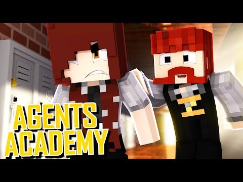 THE AGENTS ARE BACK IN SCHOOL