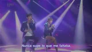Love - Hyolyn x JooYoung Sub Español (Cover by Keyshia Cole)