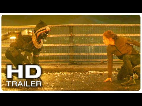 BLACK WIDOW Trailer #2 Official (NEW 2020) Scarlett Johansson Marvel Superhero Movie HD