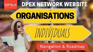 DPEX Network Website: Organisation and Personal Development Diagnostic Tool