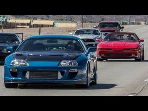 TOYOTA SUPRA MK4 VS MK3 -||- 2JZ GTE VS 7M GTE (Versus ...