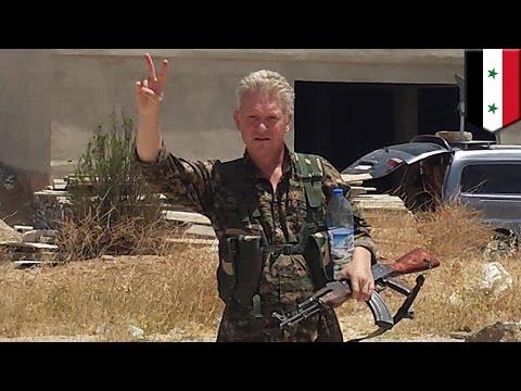 Actor que viajo a Siria para luchar contra ISIS corre el riesgo de morir a manos de los kurdos