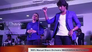 #vijay tv airtel super singer rakshitha & sakthiamaran