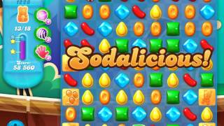 Candy Crush Soda Saga Level 1228 (3 Stars)