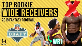 Top Rookie Wide Receivers for 2019 Fantasy Football