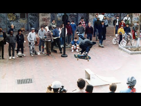 NJ Skateshop's BRICK CITY KIDS Video