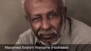 Abwaan hadrawi