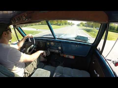 6V53 Detroit Diesel in 71 Chevrolet pickup
