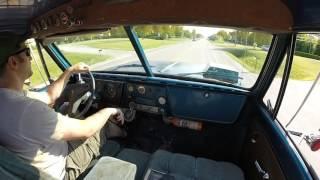 6V53 Detroit Diesel in 71 Chevrolet pickup