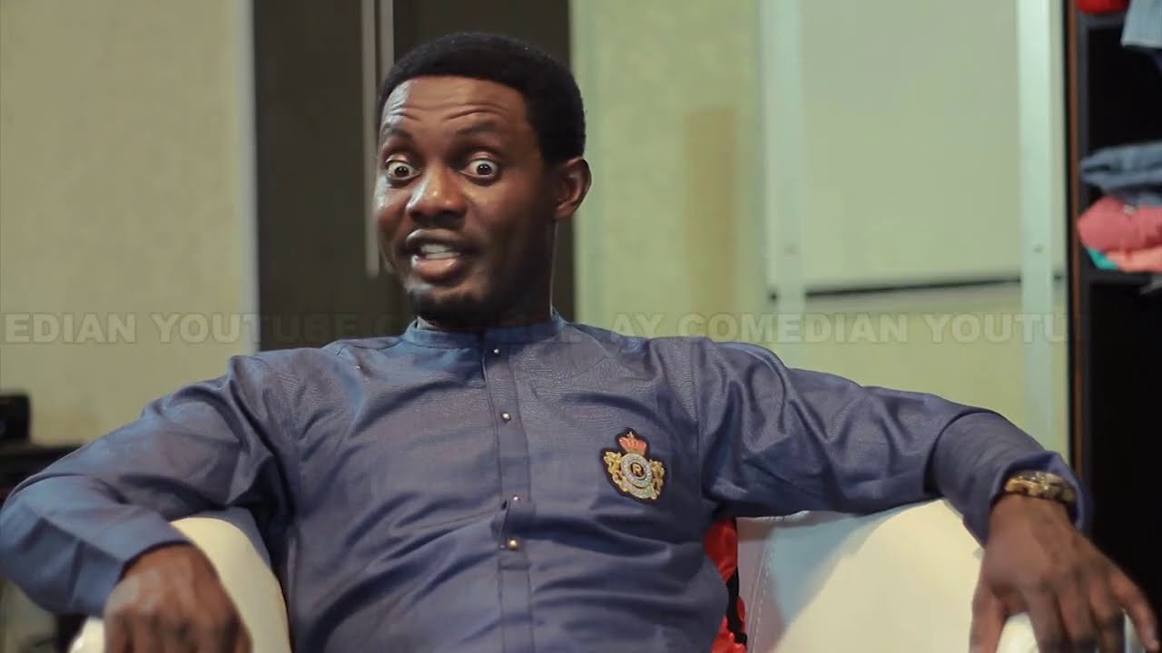 AY'S CRIB COMEDY SERIES (AY COMEDIAN) (SEASON 2, EPISODE 11) (HOME MADE WIFE)