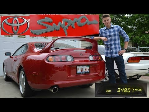 My Toyota Supra Story | Restoration | Paul Walker Tribute