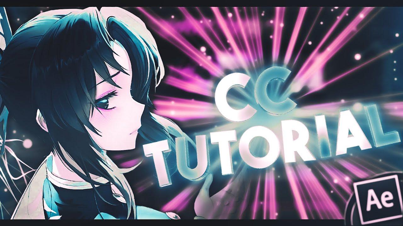 CC Tutorial / After Effects AMV Edit (preset in desc)