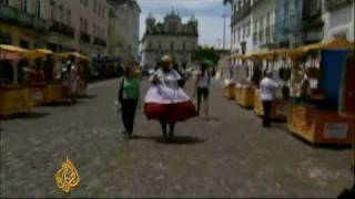 Afro-Brazilians keep the spirit alive - 26 Dec 08