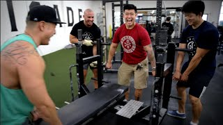 MORE THAN A GYM: BARBELL BRIGADE