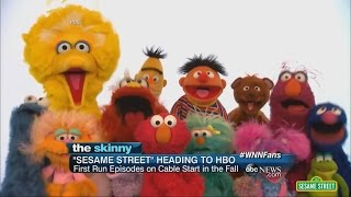 """""""Sesame Street"""" Is Heading To HBO 