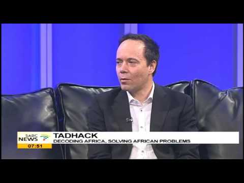 TADHack - Decoding Africa, Solving African Problems