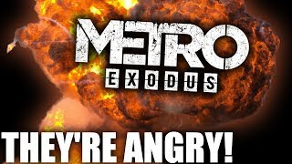 "Gamers Are Angry And Are Review Bombing The ""Metro"" Series On Steam"