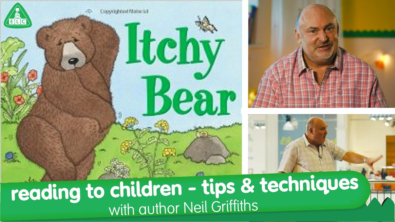 very itchy bear literacy activities