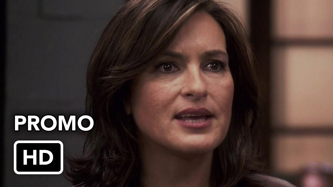 Law And Order Svu 16x11 Promo Quot Agent Provocateur Quot Hd