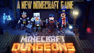 Minecraft Dungeons - Trailer - New Minecraft Game