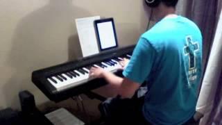 Zedd - Spectrum (Piano)