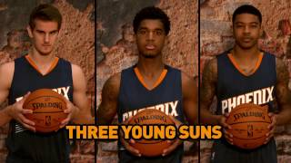 NBA Rooks: Three Young Suns Adjusting to NBA Life