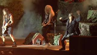 Iron Maiden - Aces High, 20 July 2018, Athens, Greece