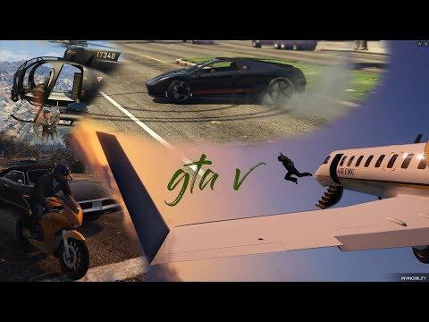 GTX 1050 Ti Test in GTA 5  @1080