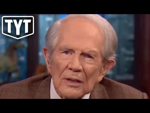 Pat Robertson: The World Will End If LGBT People Are Treated Equally