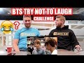 BTS TRY NOT TO LAUGH CHALLENGE 2019 | REACTION