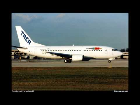 TACA Airlines: Now and Then