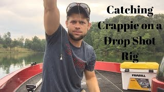 How to Drop Shot for Crappie