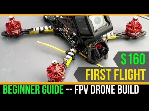 Beginner Guide // How To Build Budget Cinematic FPV Drone