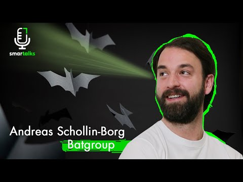 Smartalks avec Andreas Schollin-Borg de BATGROUP
