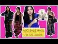 Ajio Sale Haul All Under ₹1000   Flat 70% Discount   Clothing & Footwear Haul