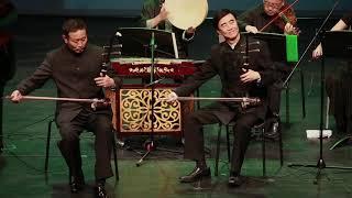 2019澳洲华夏乐团华夏之音新年音乐会 - 14 二胡二重奏《美丽的姑娘》