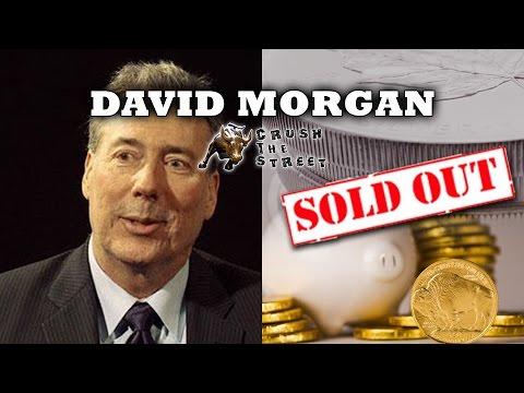 Perfect Storm of Events Could Send Precious Metals Soaring - David Morgan Interview