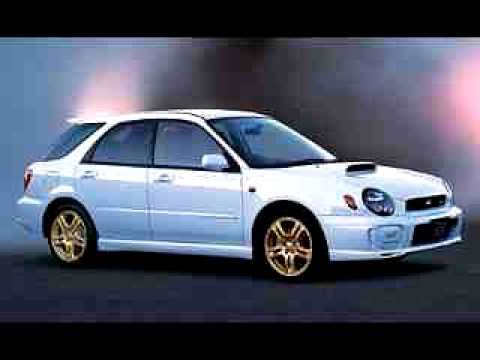 425hp 2002 Subaru Wrx Sti Wagon Launch And Drift Wow Youtube