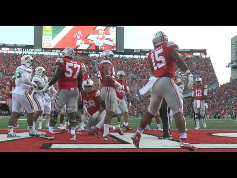 Highlights from Ohio State