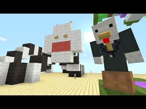 Minecraft Xbox - Sky Den - Zebra Worm (47)
