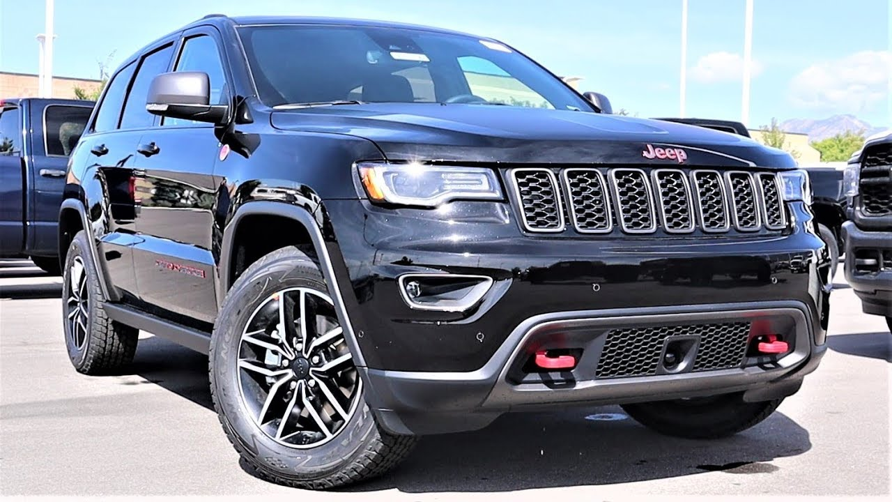 2020 Jeep Cherokee Trailhawk Review.2020 Jeep Grand Cherokee Trailhawk Is The Trailhawk Off Road Ready