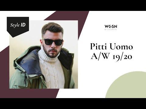 Style ID: Pitti Uomo A/W 19/20
